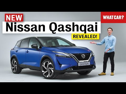 NEW Nissan Qashqai 2021 revealed – full details on crucial SUV | What Car?