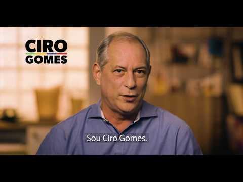 Honesto, experiente, preparado e corajoso – Esse é Ciro Gomes.