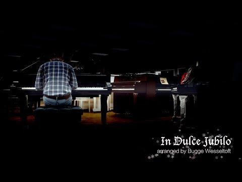 In Dulce Jubilo - piano play