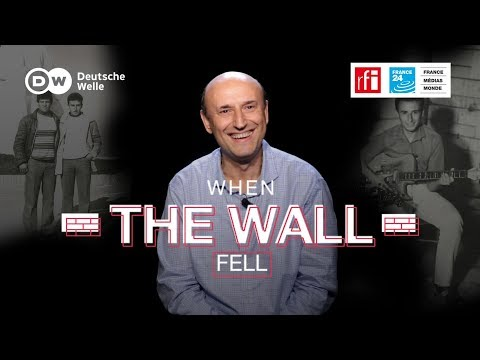 'When the Wall Fell': From Berlin to a rebellion in Albania