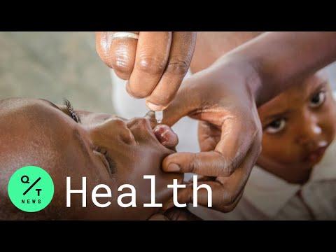 De WHO geeft toe dat virussen afkomstig van poliovaccins momenteel nieuwe polio-uitbraken veroorzaken in Afrika