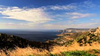 Eternal Greece - Southern Mani, Peloponnese, wintertime photos
