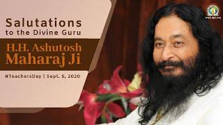 गुरु स्तुति | चरणौ वंदे सद्गुरो: | #TeachersDay Special | A musical tribute to HH Ashutosh Maharaj