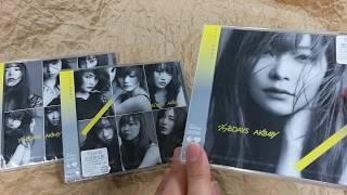 [Unboxing] AKB48: Jiwaru Days [Limited Edition] [Type A-C]