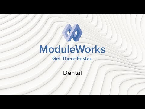 ModuleWorks' Universal Dental CAM Solution featured with Additive Technologies