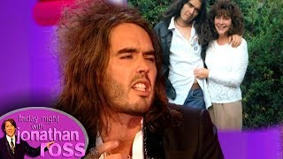 """Russell Brand """"No Crueller Condemnation of Drugs Than That!"""" 