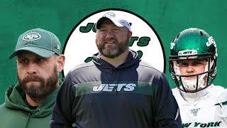 New York Jets: Grading Joe Douglas' 1st Year & Sam Darnold Franchise QB Status | Just Jets Ep 17