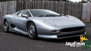 Jaguar XJ220 Review - How Did Jaguar's Finest Hour Become Their Biggest Regret?