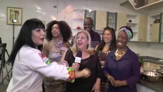 100 Anos de Samba- Elizete Rosa- Claudinha Alexandre- Feitiço de Mulher- Solange Ferreira