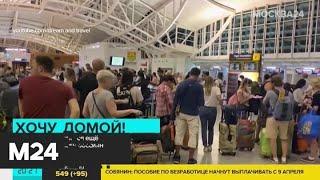 За границей остаются еще примерно 26 тыс россиян - Москва 24