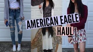 Huge American Eagle Haul! | Emily