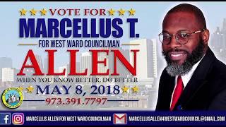 Marcellus T. Allen For West Ward Councilman- Commercial #1