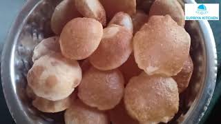 Panipuri recipe / homemade panipuri recipe /Golgappa recipe /