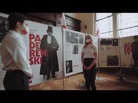 Wideo1: Ojcowie Niepodległości w Staszicu
