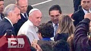 ¿Belinda hizo enojar al papa Francisco en su visita a Michoacán? Vianey Esquinca