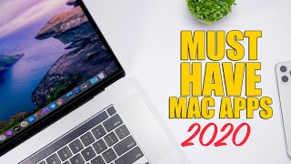 10 Must Have MAC Apps of 2020 !