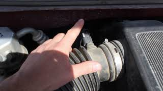 2003 Trailblazer No Mass Air Flow Sensor, Then What Are These?