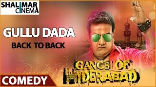 Gangs Of Hyderabad Movie || Sajid Khan Comedy Scenes Back To Back || ShalimarCinema