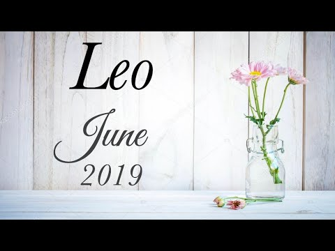 LEO JUNE 2019 | THEY MISS YOU, BUT ARE IN HERMIT MODE - Leo