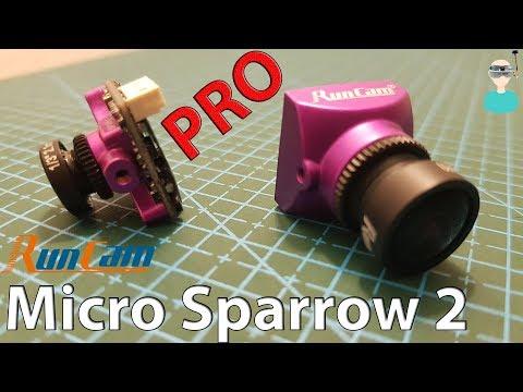RunCam Micro Sparrow 2 Pro - Review & SBS Comparison