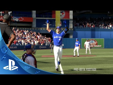 PlayStation Experience 2015: MLB The Show 16 - Announcement Trailer | PS4, PS3 thumbnail