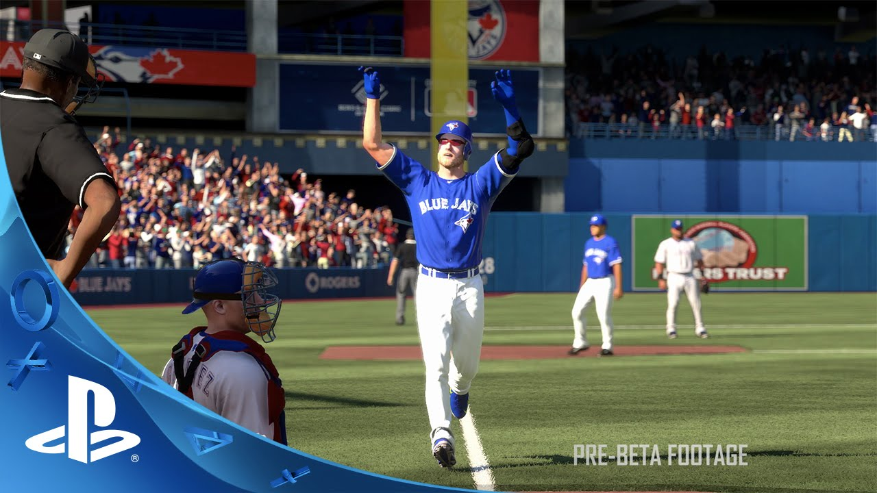 MLB The Show 16 Launches March 29th, 2016 on PS4, PS3