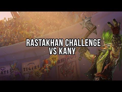 Rastakhan Challenge vs Kany