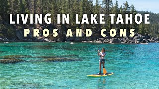 Living In Lake Tahoe: Pros And Cons