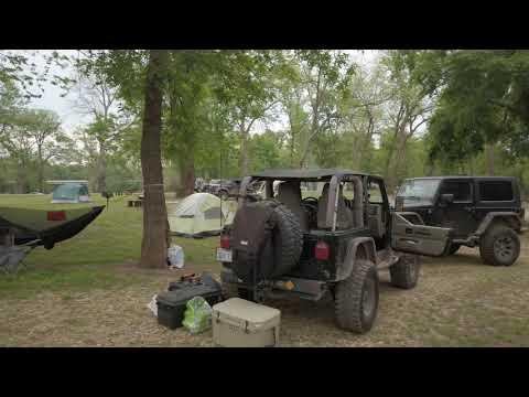 Video Of Grand Cherokee - Disney Little Blue State Park, OK