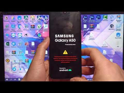 Samsung A50 | Установка Root прав | Android 10 | Загрузчик 4 и 5 | A505FN | Разблокировка загрузчика