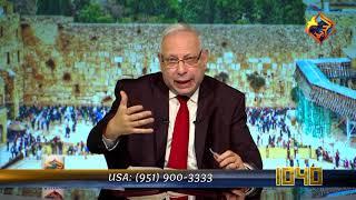 """""""هيكل سليمان يعود؟!"""" برنامج 1040 مع د. رأفت وليم واستعدادات تدشين مذبح الهيكل 6ديسمبر 2018- 106"""