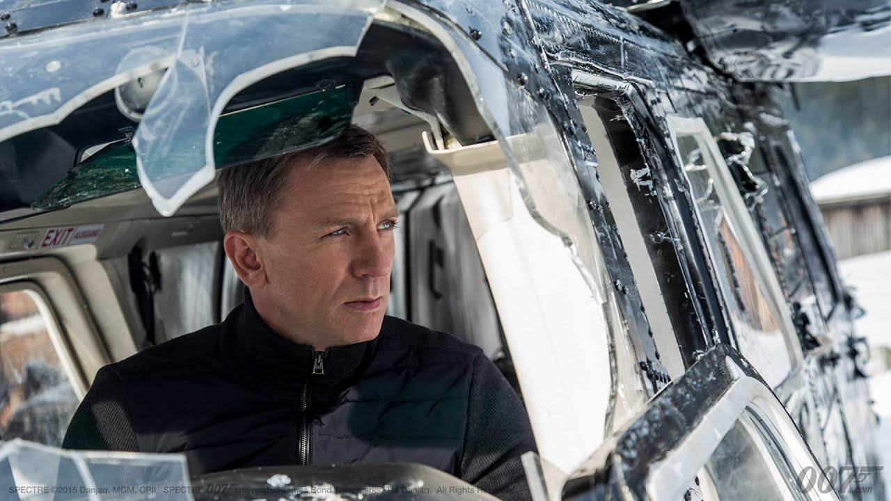 Movie Trailer #2: Spectre (2015)