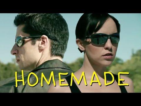 The Matrix - Bullet Time - Homemade with Olga Kay & Jeremy Jahns