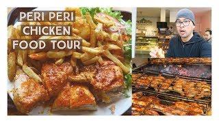 Montreal Food Tour | Peri Peri Portuguese Chicken