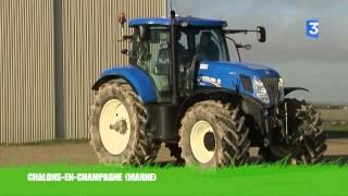 SIA 2014 : Les nouvelles technologies en agri