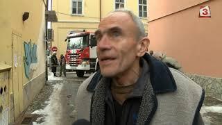 Пожар изпепели три къщи в Габрово