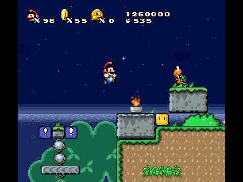 Download New Super Mario World 2 Around The World Part 32