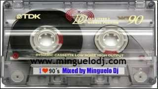 Minguelo Dj - Clásicos Dance de los 90´s Vol. 1 (Retro-Remember)