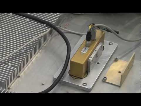 GTRI prototype automated pavement crack detection and sealing system video