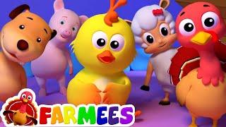 Ten In The Bed | Nursery Rhymes | Kindergarten Song | Children Rhymes | Baby Songs by Farmees