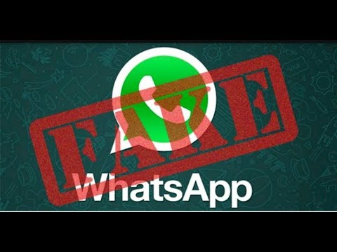 Fake WhatsApp Messenger On Google Play Store Be Aware Of It. Mp3
