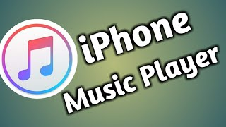 iPhone Best Music Player || without itunes || music Player || Apple info