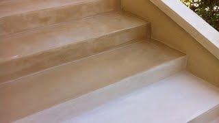 איך לחדש מדרגות - ציפוי מדרגות