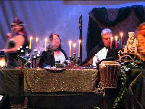 Lady Whitt-Craft and the Monk Man Handfasting