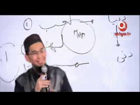 Bahagia Dalam Naungan Al Qur'an dan Sunnah Ustad Adi Hidayat, Lc  MA