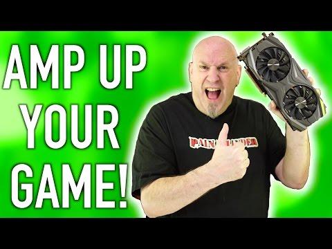 Killer Gaming With The Zotac Amp GTX 1080 Ti
