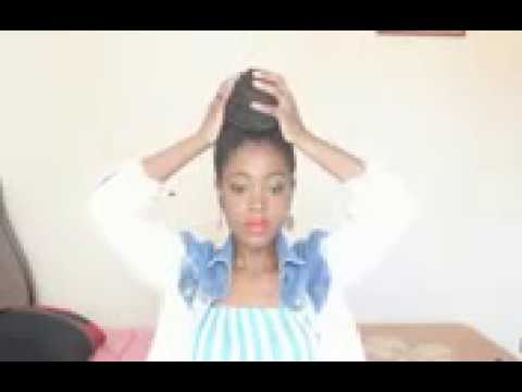how i style box braids 8 hairstyles