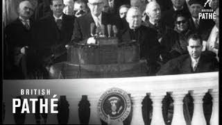 Eisenhower President Aka Ike Inauguration (1953)