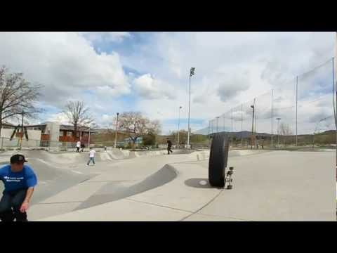 Fort Boise Skatepark presents