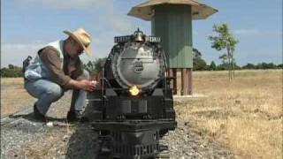 Union Pacific 3977 4-6-6-4 Challenger Class Live Steam